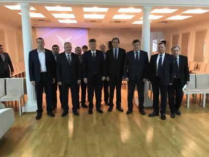 Meeting in Saransk