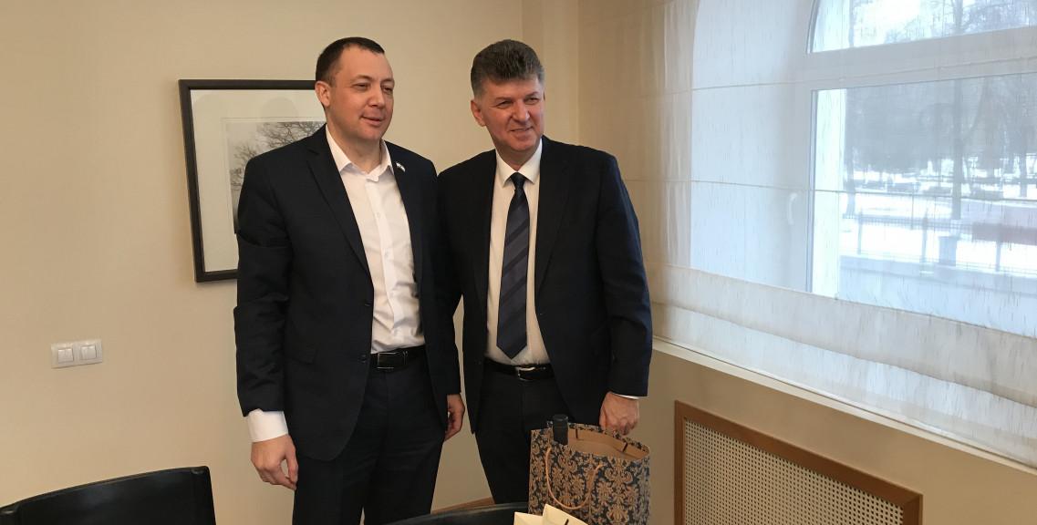 Strengthening economic relations in Saransk