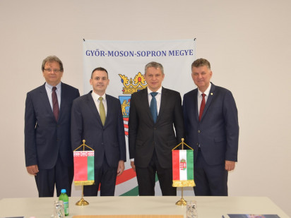 Cooperation with Gomel Oblast