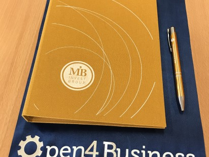 We participated at the Open4Business business forum